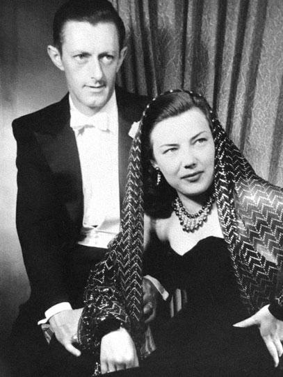 Charles and Lenke Tarr