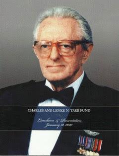 Philanthropist Charlie Tarr